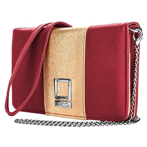 lencca-kyma-vegan-leather-crossbody-smartphone-clutch-wallet-purse-with-removable-chain-shoulder-str