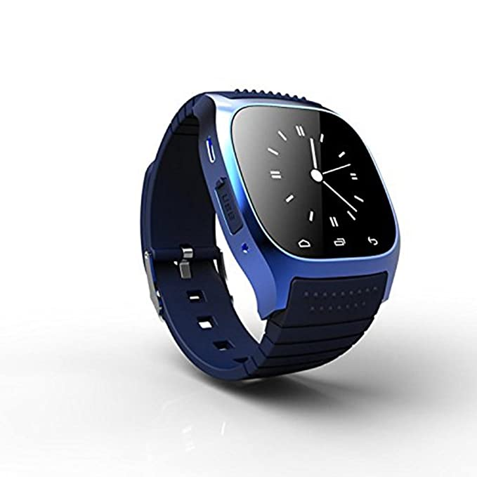 Amazon.com: RWATCH M26 Wearable Smartwatch,Media Control ...
