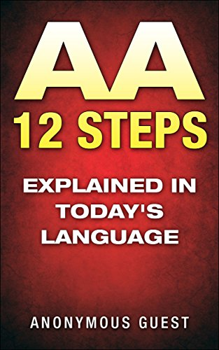 12 Steps of AA - AA Explained in Today's Language