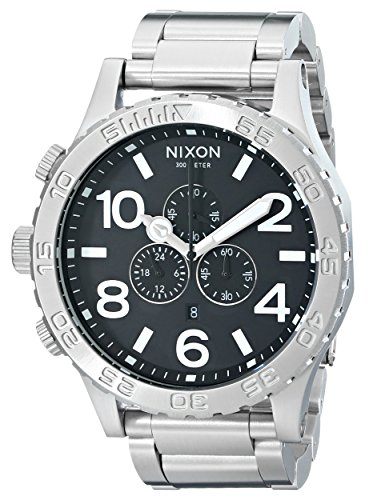 Nixon Men's A083000 51-30 Chrono - Mem Sunglasses