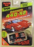 1996 TYCO 440-X2 CHEVY 1 NASTRUCK DieHard Slot Car 9161 HO Scale