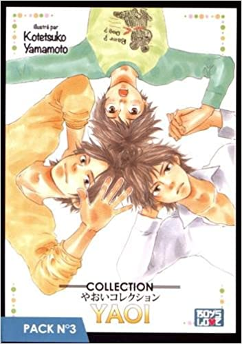 Collection Yaoi Pack N° 3 : 5 mangas : I want to say love ; The ...