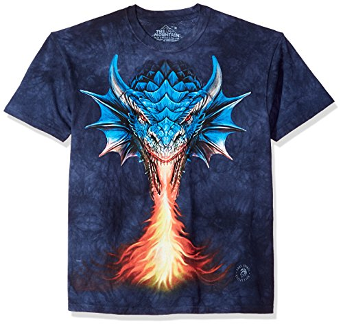 The Mountain Mens Fire Breather Tee