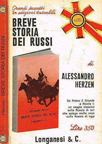 Breve storia dei russi