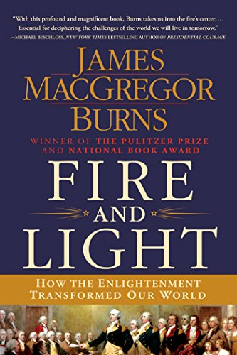 Amazon fire and light how the enlightenment transformed our fire and light how the enlightenment transformed our world by burns james macgregor fandeluxe Choice Image