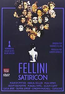 Fellini Satiricon [ Spanish Import ]
