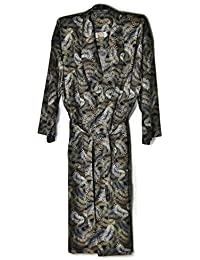 4XL Robes For Men Big Brown Sleepwear