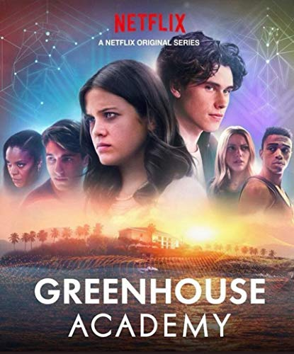 Greenhouse Academy 2017 TV shows Art Print Poster -
