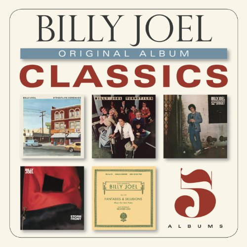 Billy Joel - Original Album Classics 2 - Zortam Music