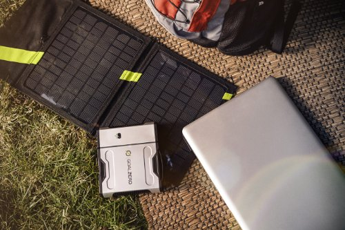Goal-Zero-Sherpa-50-Solar-Recharging-Kit-with-Nomad-13-Solar-Panel