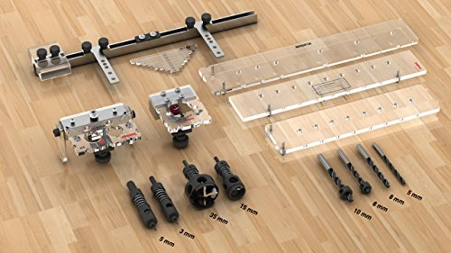 Sablon Multi Function Drilling Jigs Set by Sablonint