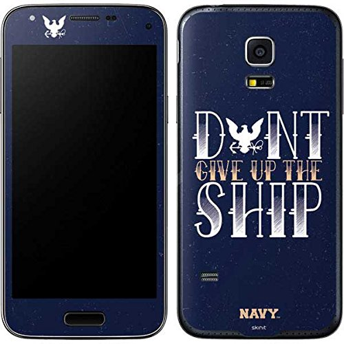 (US Navy Galaxy S5 Mini Skin - Dont Give Up The Ship Vinyl Decal Skin For Your Galaxy S5 Mini)