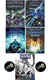 Race for the Galaxy Card Game Bundle of Base Game Plus 4 Expansions and 2 Space Fighter Buttons