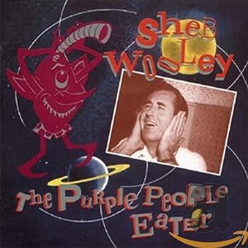 Amazon   PURPLE PEOPLE EATER   SHEB WOOLEY   カントリー   音楽