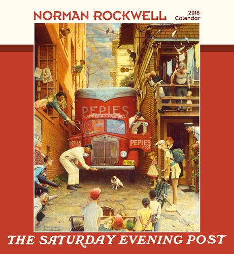 Saturday Evening Post Artist (The Saturday Evening Post 2018 Wall Calendar)