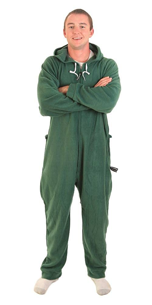 Forever Lazy Unisex Non-footed Adult Onesie unilazy_mens