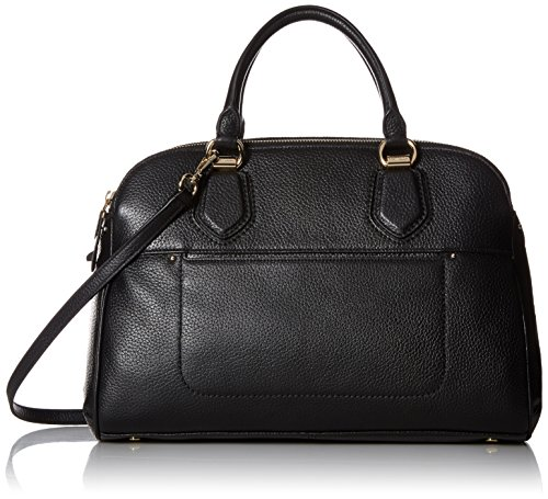 Cole Haan Tali Double Zip Satchel, Black by Cole Haan