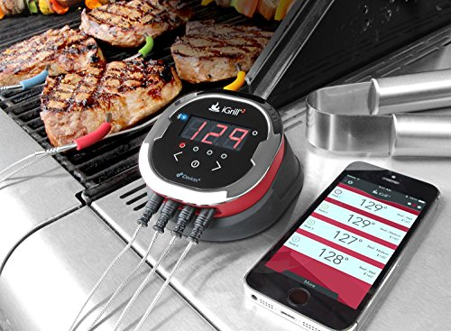 iGrill2 Complete Master Kit with 4 Pro Meat Probes - Weber