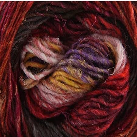 Colour 299 Noro Silk Garden 4ply Knitting Wool//Yarn 50g