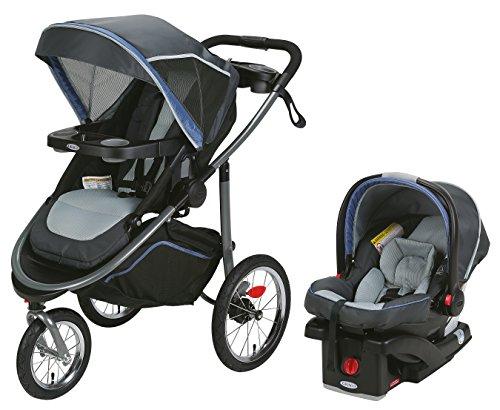2 Seat 3 Wheel Stroller - 3