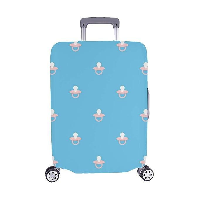 Chupetes para bebés en la Maleta con Maleta Spandex Azul ...