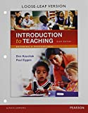 REVEL for Introduction to Teaching 6th Edition