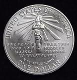 1986 S 1986 Statute of Liberty Ellis Island