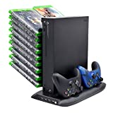 FastSnail Xbox One X Vertical Stand Cooling Fan from FastSnail
