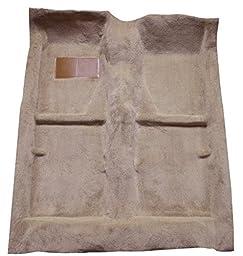 1994 to 1997 Honda Accord Carpet Custom Molded Replacement Kit, 4 Door (830-Buckskin Plush Cut Pile)