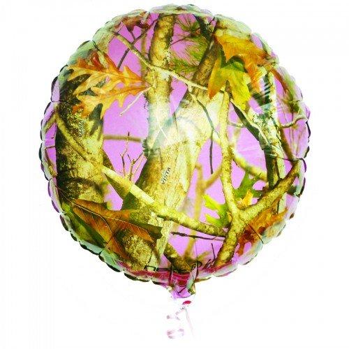 Pink Camo Balloon (Next Vista Camo, 18