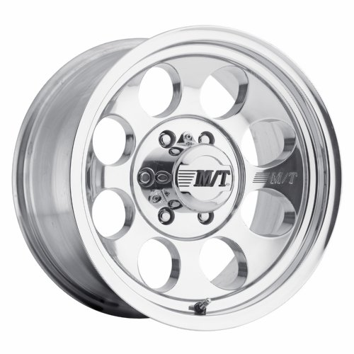 Classic Wheels Rims - Mickey Thompson Classic III Wheel with Polished Finish (17x9