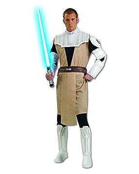 Horror-Shop traje de Star Wars Obi-Wan Kenobi Standard ...