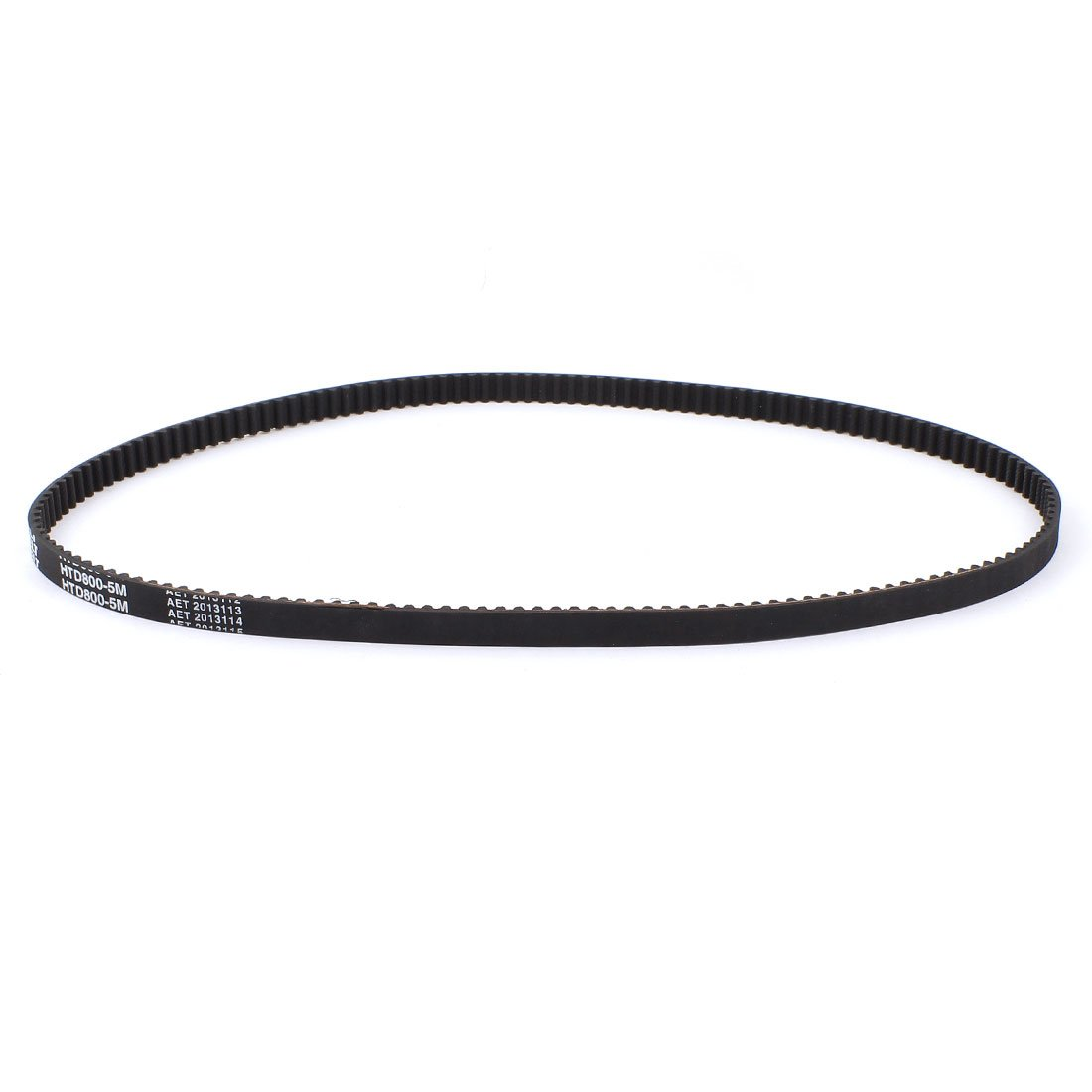 HTD800-5M HTD5M-800 5mm Pitch 10mm Width Pulley Drive Timing Belt uxcell a15010500ux0730