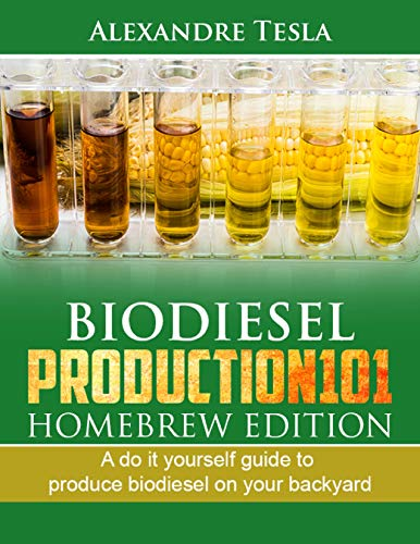 manual 101 Homebrew Edition: A do it yourself guide to produce biodiesel on your backyard ()