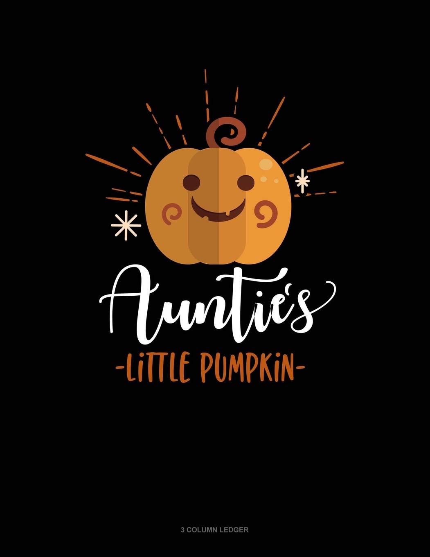 Auntie/'s Little Pumpkin Halloween 2018