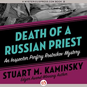 Death of a Russian Priest Audiobook