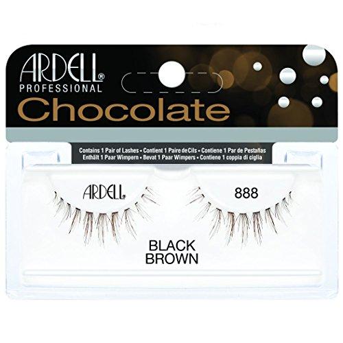 b877cf404b0 Amazon.com : Ardell Chocolate 888, Black/Brown : Beauty