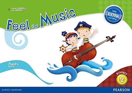Feel The Music 2. Pupil's Book - Edición LOMCE (Siente la Música) - 9788420564159