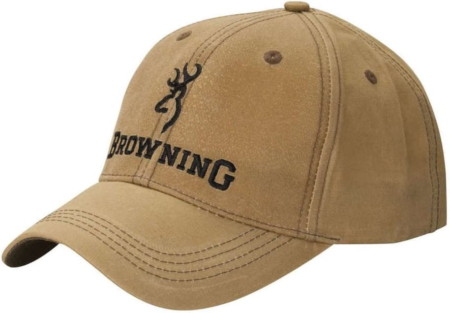 Browning Lite Wax Gorra, Unisex Adulto, Beige, Talla Única: Amazon ...