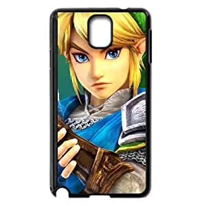 Samsung Galaxy Note 3 Cell Phone Case Black Super Smash Bros Link Rsgll