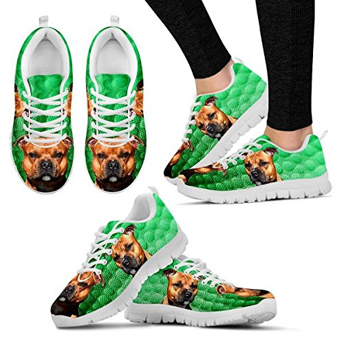 Print Sanner Shoes Camilla Dog Running by Women's Casual Shoetup Designed Cute UEwqvEP