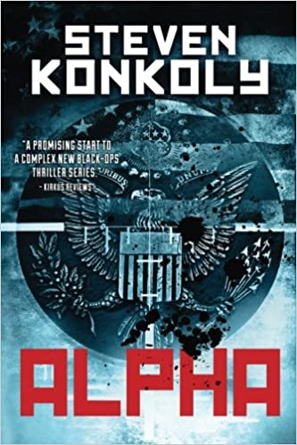 Book Black Flagged Alpha: Volume 1