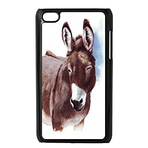 Customized Durable Case for Ipod Touch 4, The Donkey Phone Case - HL-R685027
