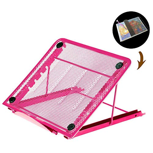 Stand for Diamond Painting Light Pad, A4 LED Light Box Board Holder of 5D Diamond Painting Kits for Adults Tool Craft Supplies