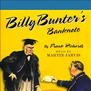 Billy Bunter's Banknote Audiobook
