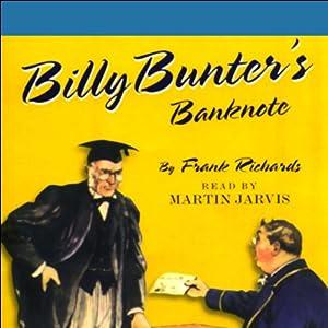 Billy Bunter's Banknote Audiobook
