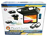 Planet Audio P11.2ES Car Roof-Mount Monitor and DVD