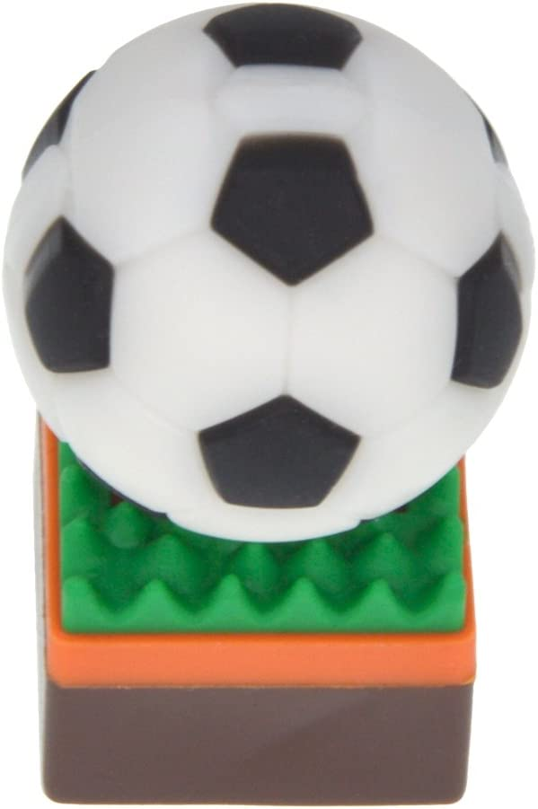 Uflatek 16 GB Pendrive Diseño Fútbol Memorias USB 3.0 Flash Drive ...