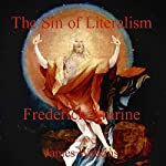The Sin of Literalism (Anthroposophical Studies Book 4) | Frederick Amrine