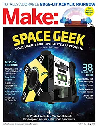 Amazon com: Make: magazine: Kindle Store